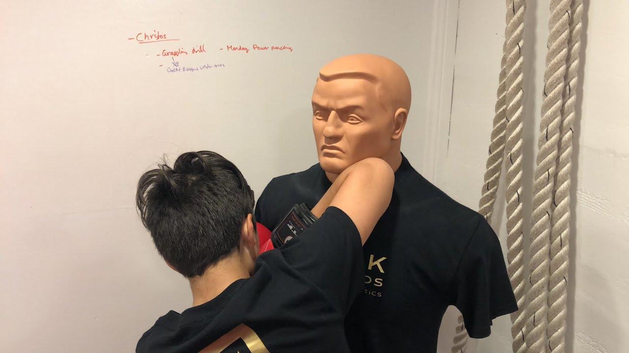Kids Self Defense Techniques