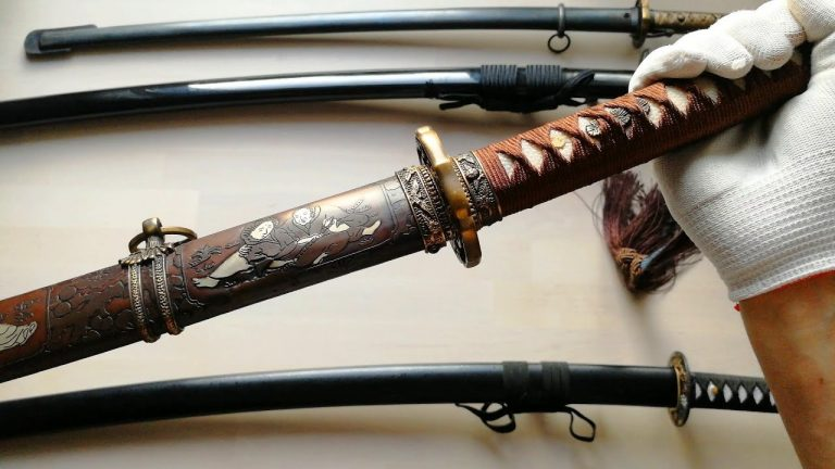 Japanese Swords History