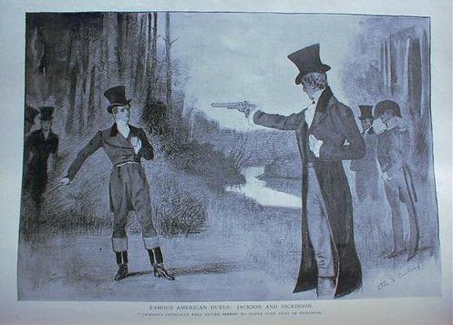 Jackson-Dickinson duel