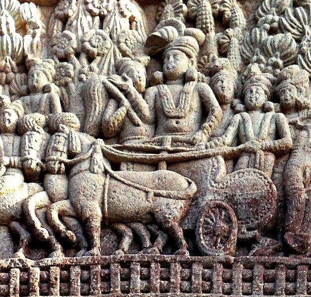 Ashoka's visit to the Ramagrama