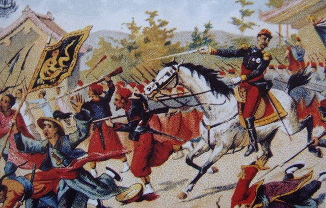 The Opium War, fought by the British and the Chinese, broke out and ended during the Qing dynasty rule Credits: asianhistory.about.com