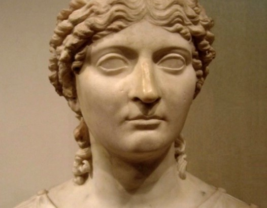 Agrippina the Younger.